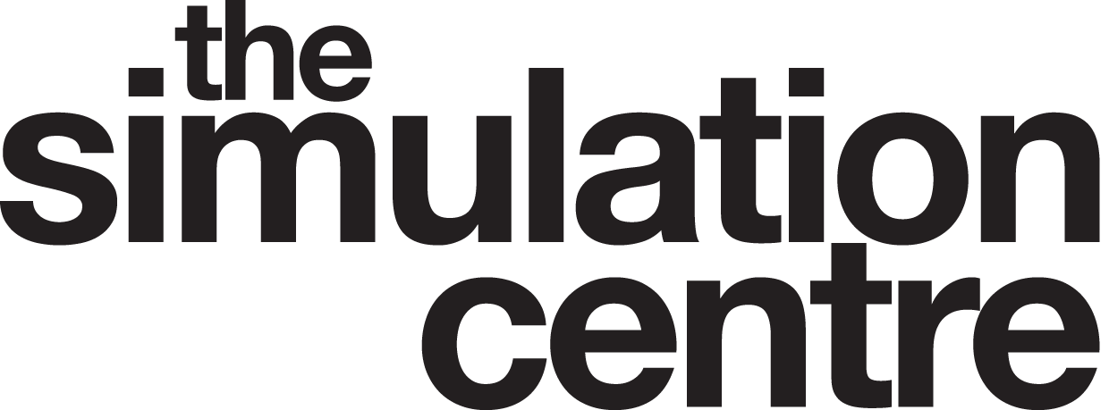 the simulation centre Logo